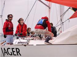 J/22 sailing Delta-Lloyd Race Week- the Netherlands
