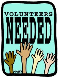 Volunteers Needed