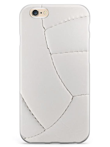 Top Ten Volleyball Gifts - Textured Volleyball iPhone Case