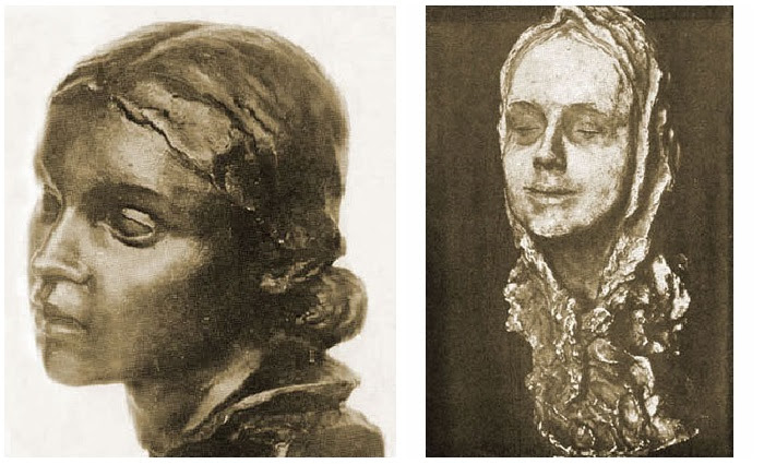 Скульптуры Лины По.