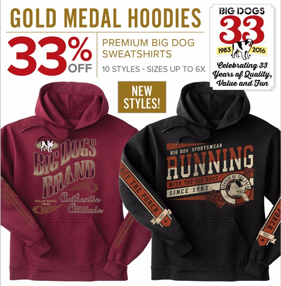 33% OFF Gold Medal Hoodies - N...