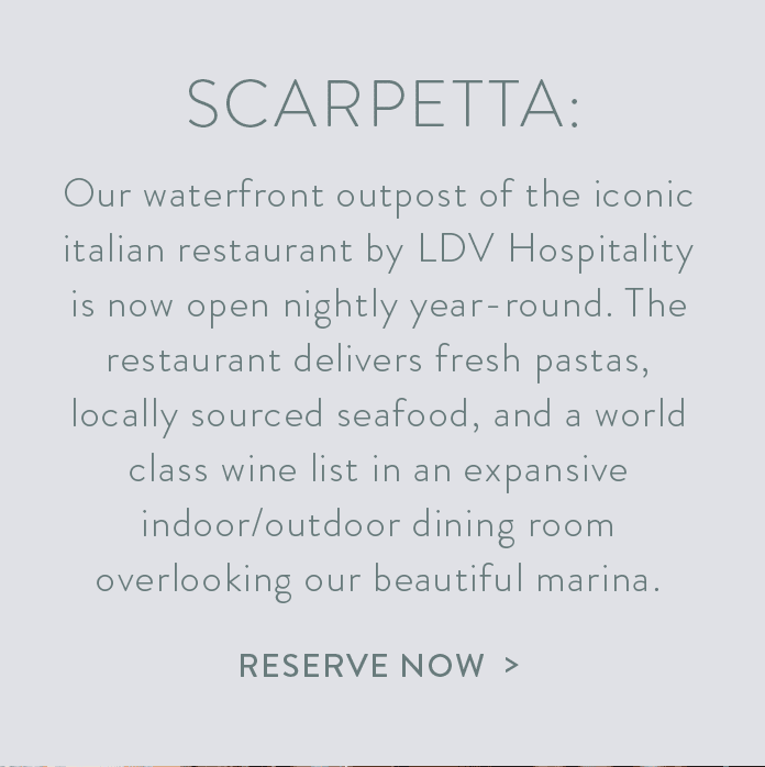 Reserve a table at Scarpetta