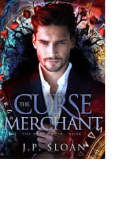 The Curse Merchant by J.P. Sloan