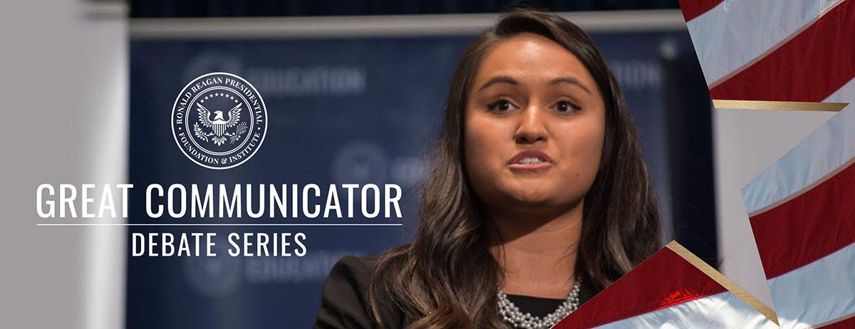 Great Communicator Debate Series