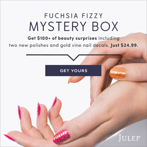 Get $100+ of Julep beauty surp...