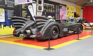 London Motor Museum Entry