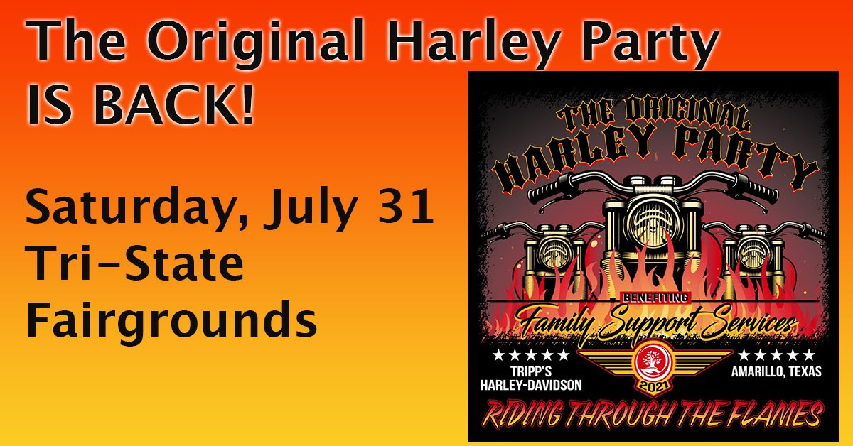 The Original Harley Party @ Tri-State Fairgrounds