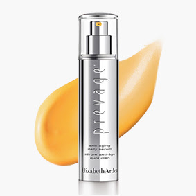 CORRECT & PROTECT. PREVAGE® Anti-Aging Daily Serum. SHOP NOW