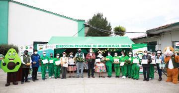 Entregan certificado del Sistema de Garantía Participativo a productores agroecológicos