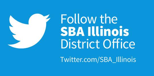Follow SBA Illiois on Twitter