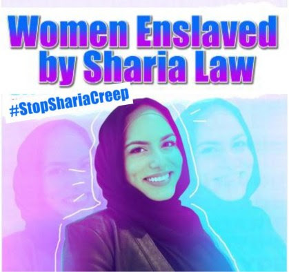 stop sharia creep in hijab