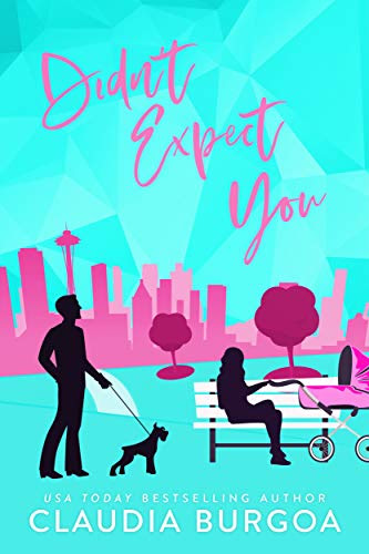 Cover for 'Didn't Expect You (Against All Odds: The Brassard Family Book 2)'