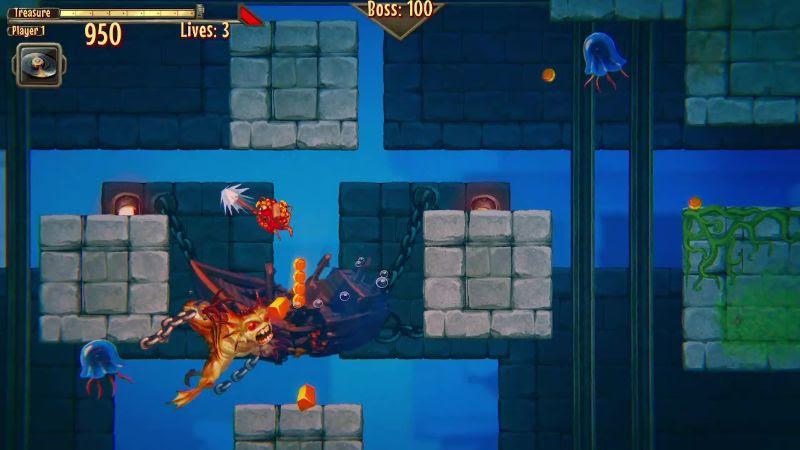 Aqua Lungers - Screenshots