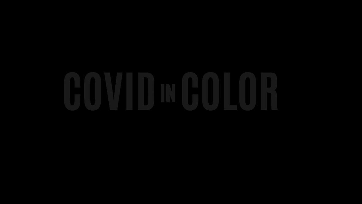 COVID IN COLOR LOGO Bold