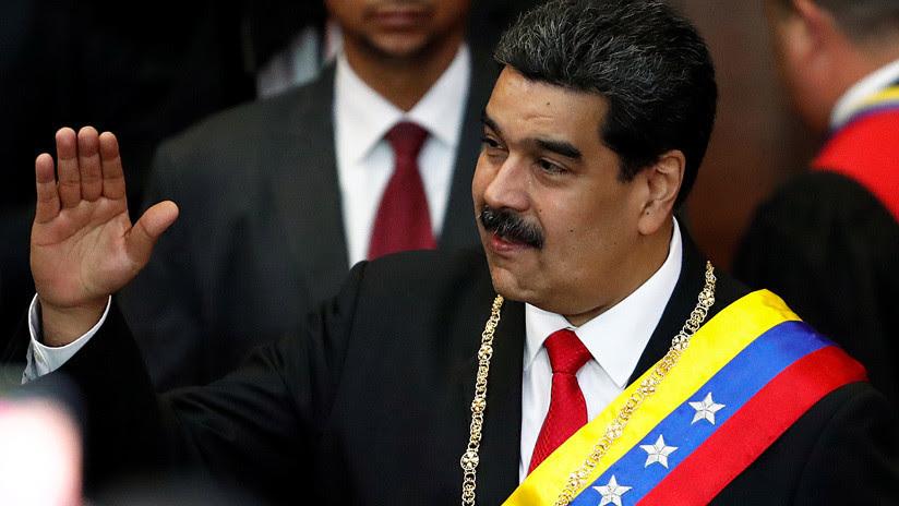 Maduro sobre los 20 millones ofrecidos por EE.UU. a la oposición venezolana: