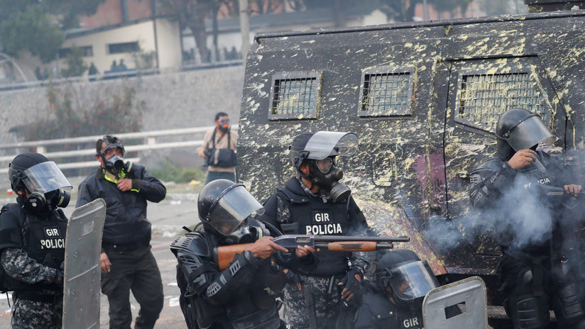 """Movimiento indígena le responde a Moreno: """"el diálogo que propone se sustenta en una de las peores masacres"""""""