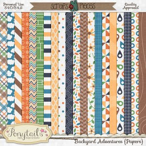 ponytails_BYardAdv_papers