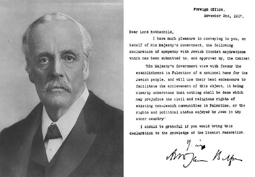 Balfour portrait