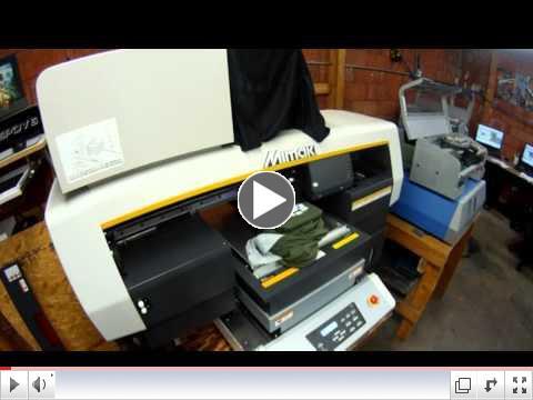 Direct to Garment Printing - SpecialForces.com