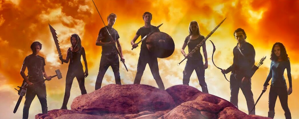 Image result for rick riordan heroes of olympus