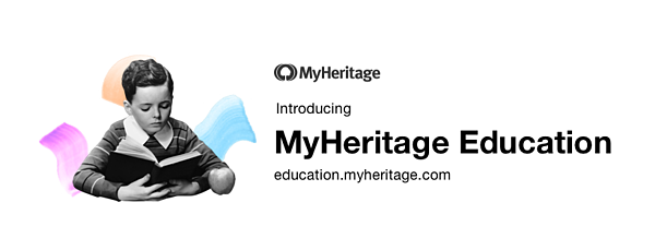 MyHeritage Education