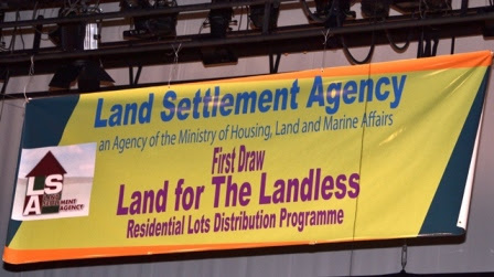 Image result for land for the landless trinidad