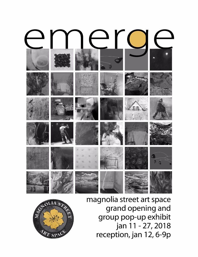 emerge show graphic