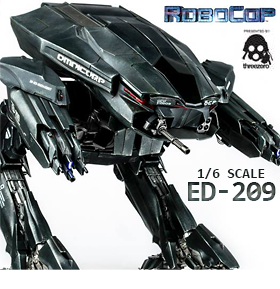 THREEZERO ROBOCOP 1/6 SCALE FIGURE - ED-209