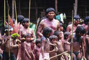 Die Yanomami wehren sich seit Generationen gegen die Zerstörung des Amazonasgebietes