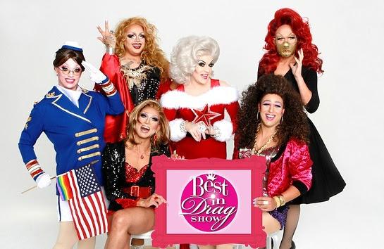 Best In Drag Show 2016
