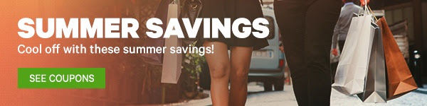 Save with these summer sales!