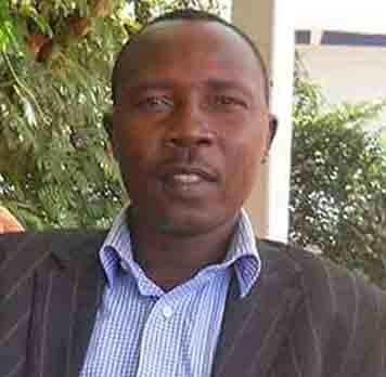 The Rev. Hassan Abdurahim Tawor. (Christian Solidarity Worldwide)