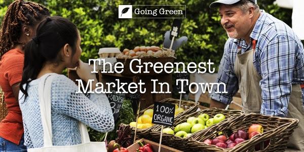 Greenest Market in Town