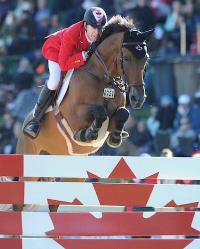 Ian Millar and Dixson