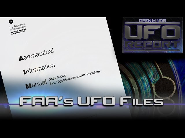 FAA's UFO Files! - Open Minds UFO Report  Sddefault