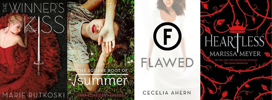 Fierce Reads giveaway