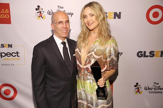 Kate Hudson Honored At GLSEN Respect Awards