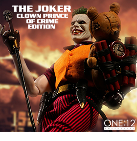 DC COMICS ONE:12 COLLECTIVE THE JOKER FIGURE