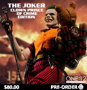 DC COMICS ONE:12 COLLECTIVE THE JOKER FIGURE