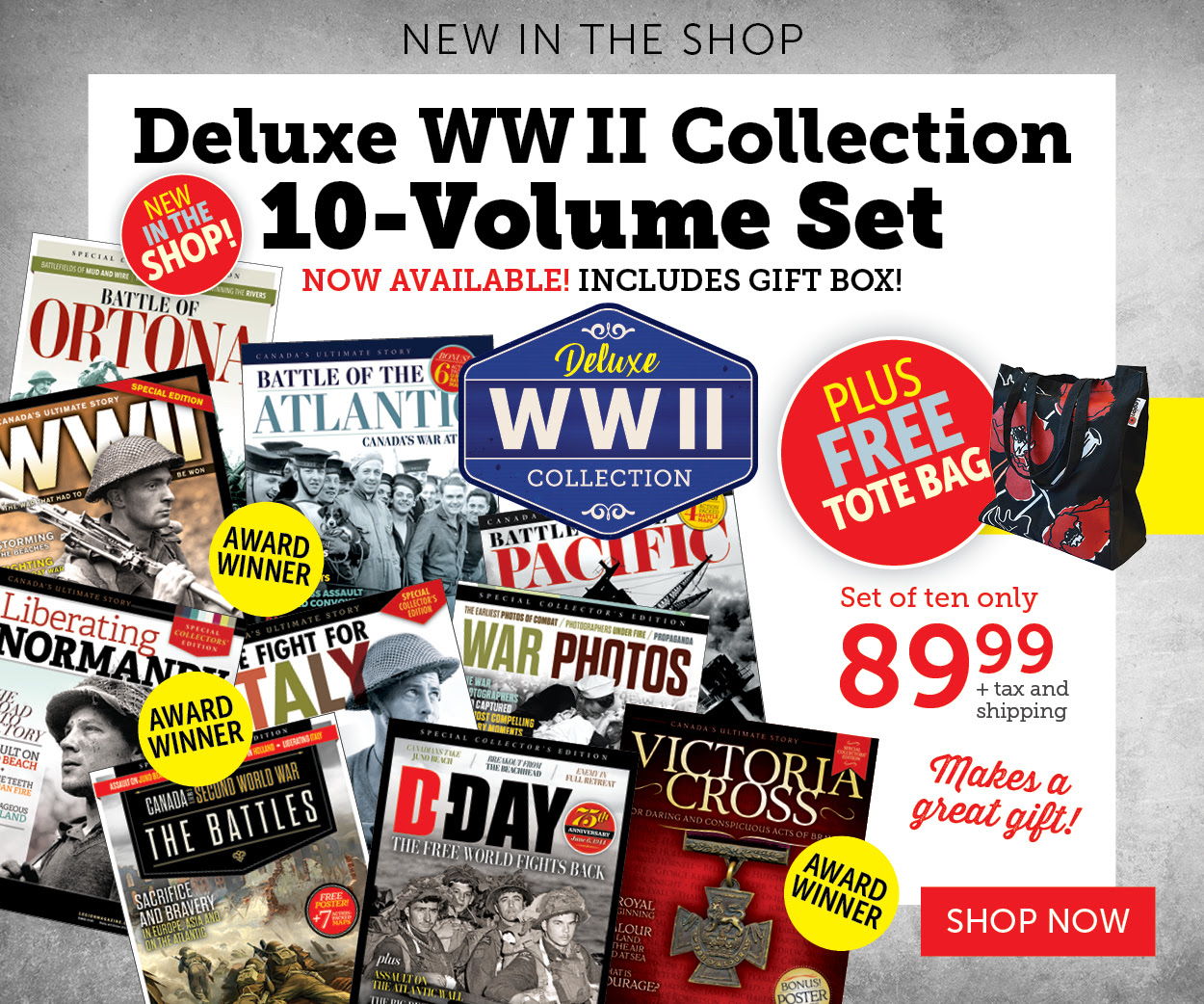 Deluxe WWII Collection