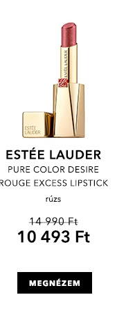 Májusi Douglas ajánlatok - Pure Color Desire Rouge Excess Lipstick - Rúzs