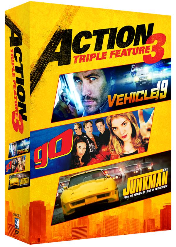 Action Triple Feature Bundle