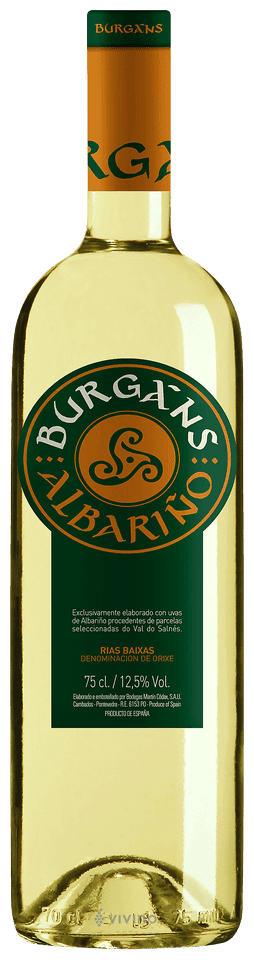 Burgans Rias Baixas Albarino 2018 | Wine Info