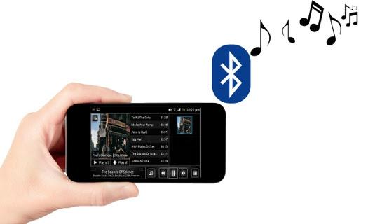 Play Your Music Via Bluetooth