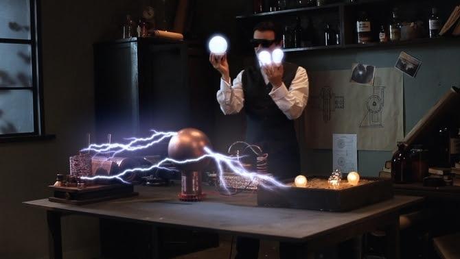 """Les aportacions de Nikola Tesla, a """"Cronos"""""""