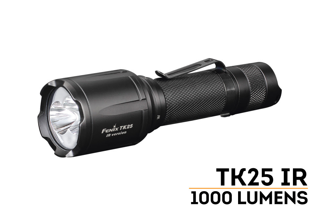 Fenix TK25IR LED Flashlightq