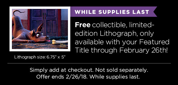 Free collectible Lithograph