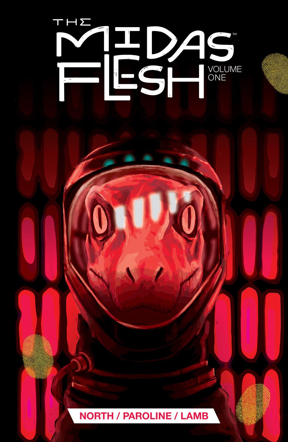 The Midas Flesh Vol. 1 TP