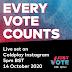 """[News]Coldplay faz live no Instagram em apoio à campanha """"Every Vote Counts"""""""