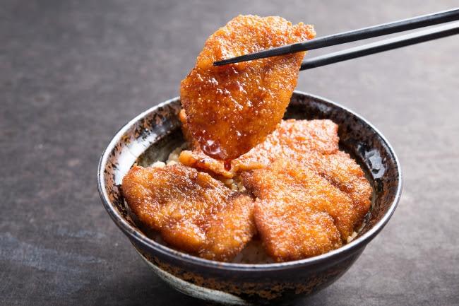 【新定番】京都勝牛の『元祖:牛たれカツ丼』